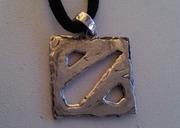 Брелок на ключи DOTA 2 - STEAM - Логотип