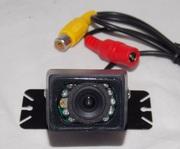 Камера заднего вида Е327 универсальная